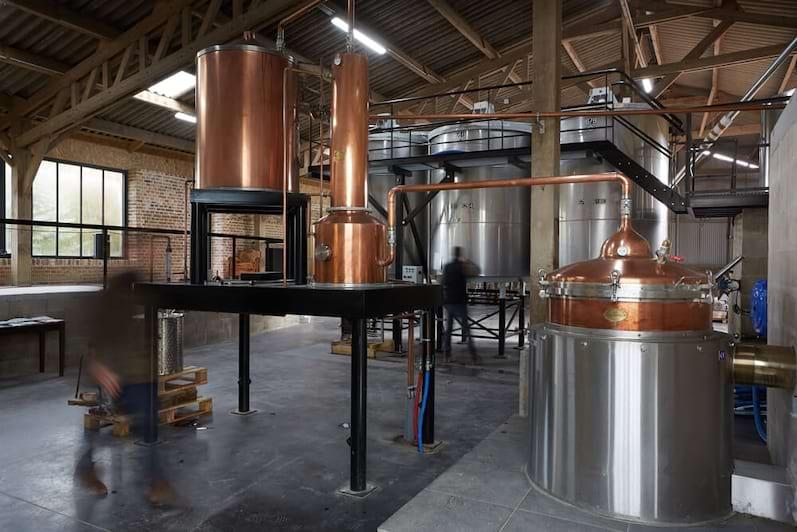 Production Distillerie
